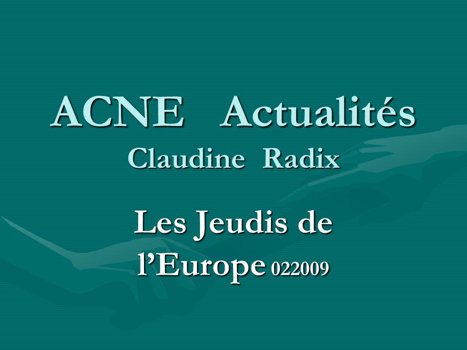 ACNE Actualités .PDF