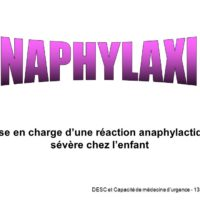 ANAPHYLAXIE .PDF