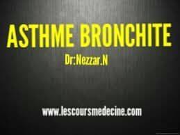 ASTHME BRONCHIQUE .PDF