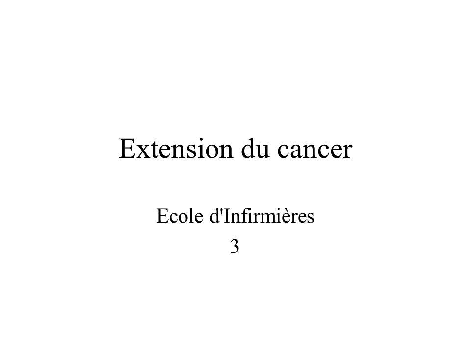 Extension du cancer .PDF