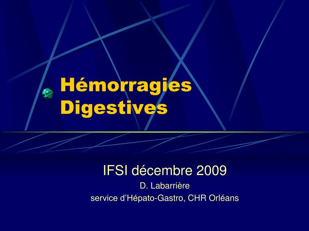 Hémorragies Digestives .PDF