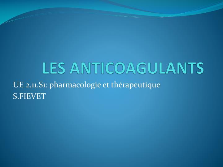 LES ANTIFONGIQUES.PDF