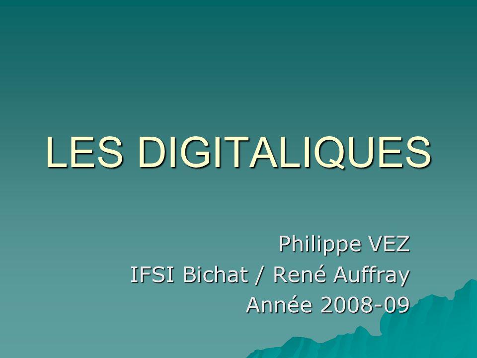 LES DIGITALIQUES .PDF