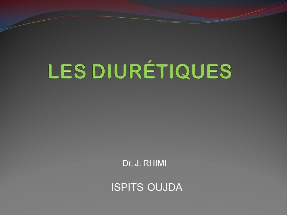 LES DIURÉTIQUES .PDF