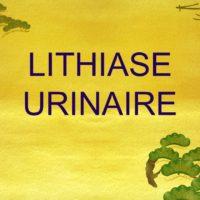 LITHIASE URINAIRE .PDF