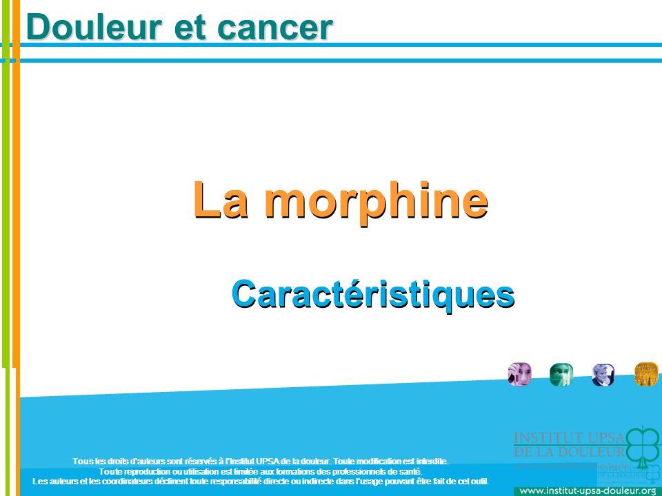 La morphine .PDF