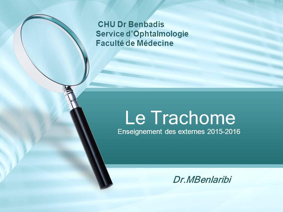 Le Trachome .PDF