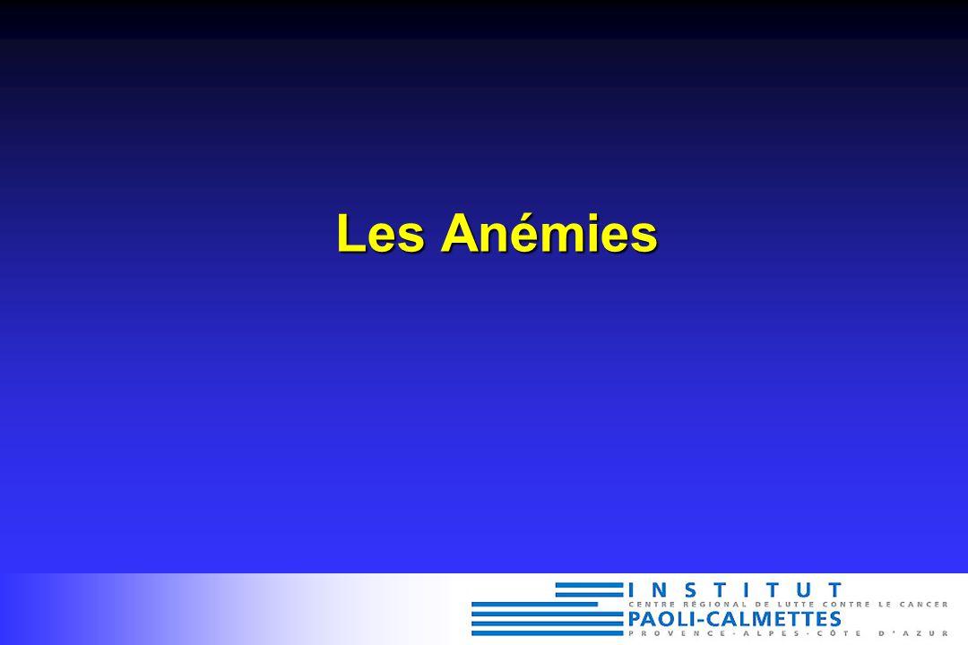 Les Anémies .PDF
