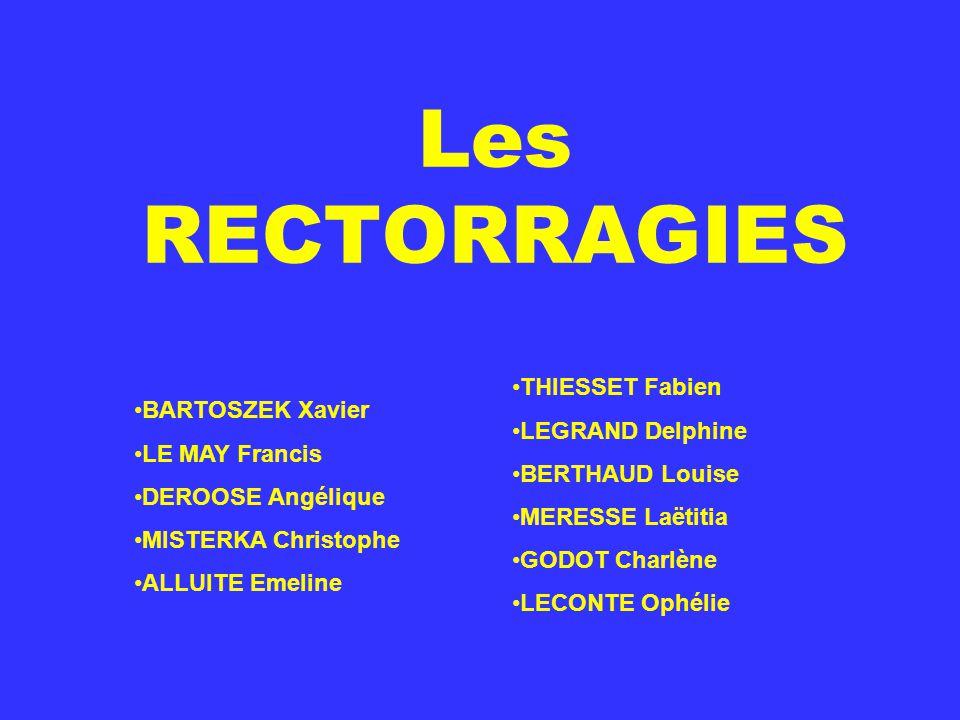 LES RECTORRAGIES .PDF
