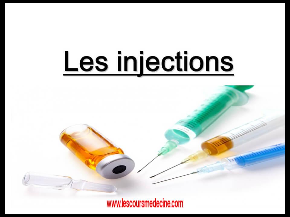 Les injections .PDF