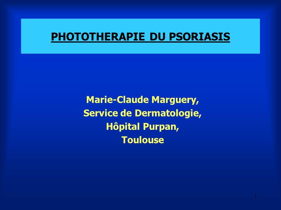 PHOTOTHERAPIE DU PSORIASIS .PDF