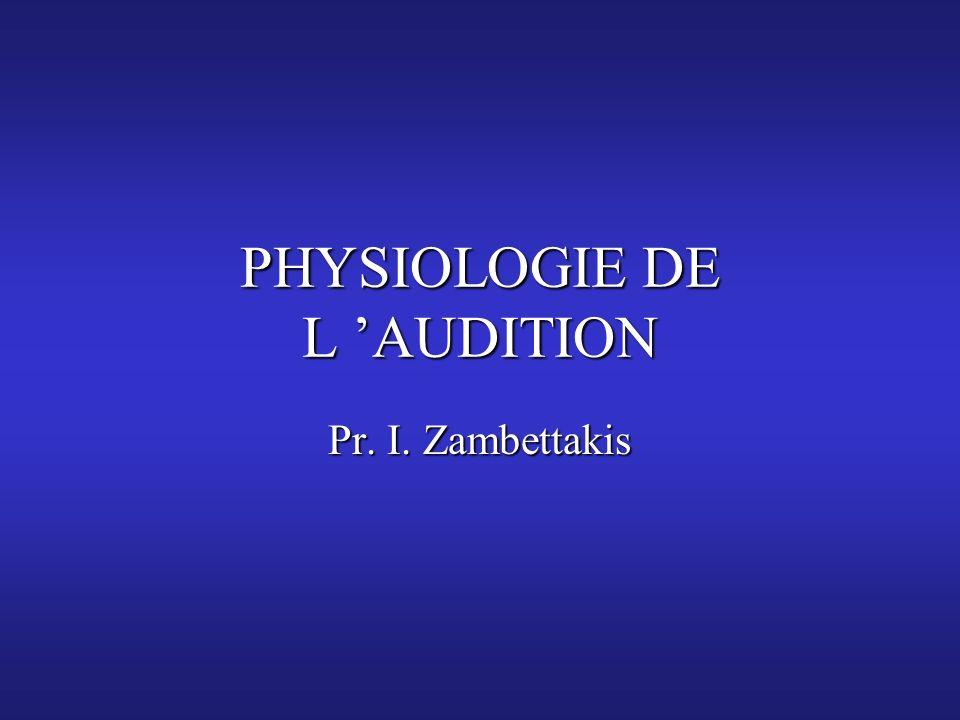 PHYSIOLOGIE DE L 'AUDITION .PDF