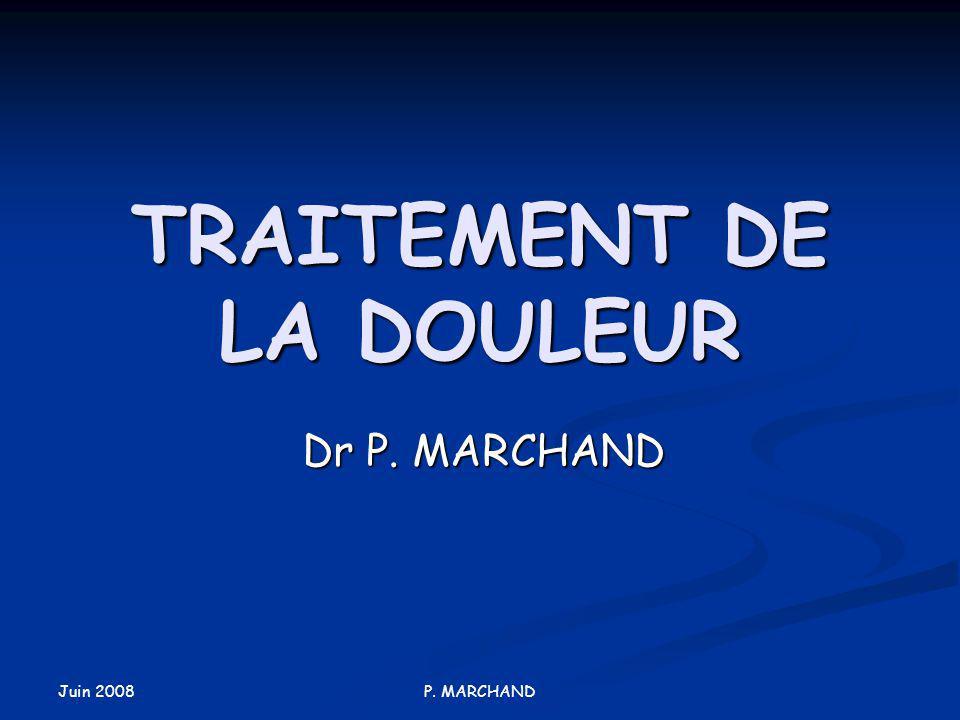 TRAITEMENT DE LA DOULEUR .PDF