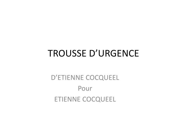TROUSSE D'URGENCE .pdf