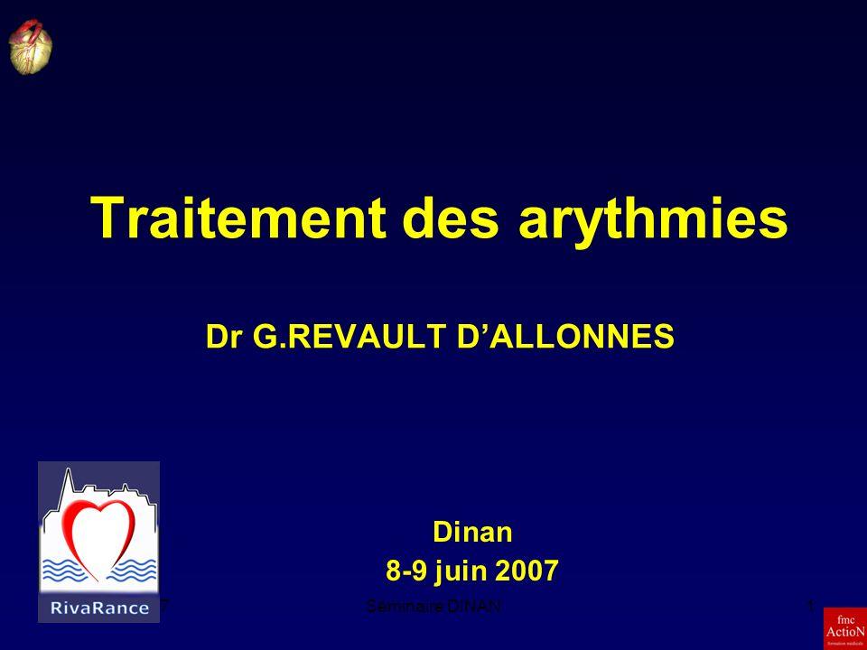 Traitement des arythmies .PDF
