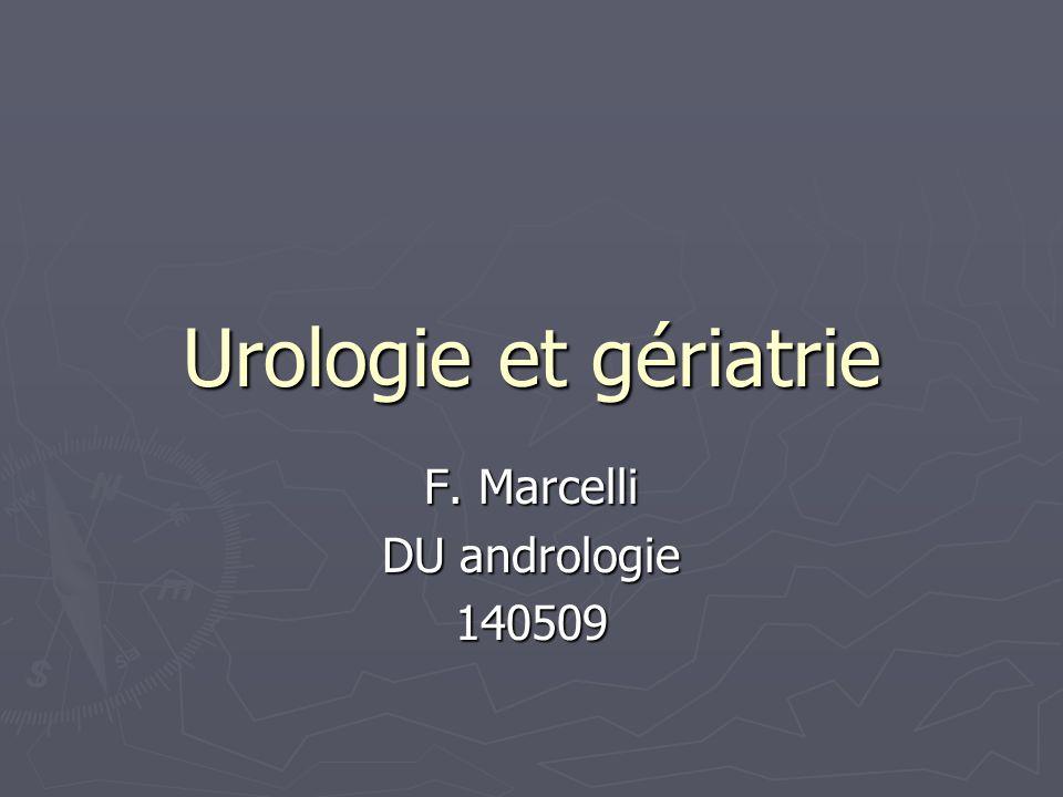 Urologie et gériatrie .PDF