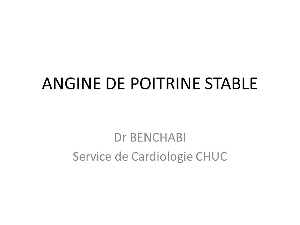 ANGINE DE POITRINE STABLE .PDF