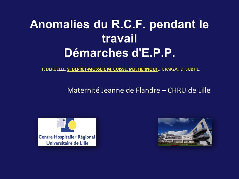 Anomalies du R.C.F. pendant le travail .PDF