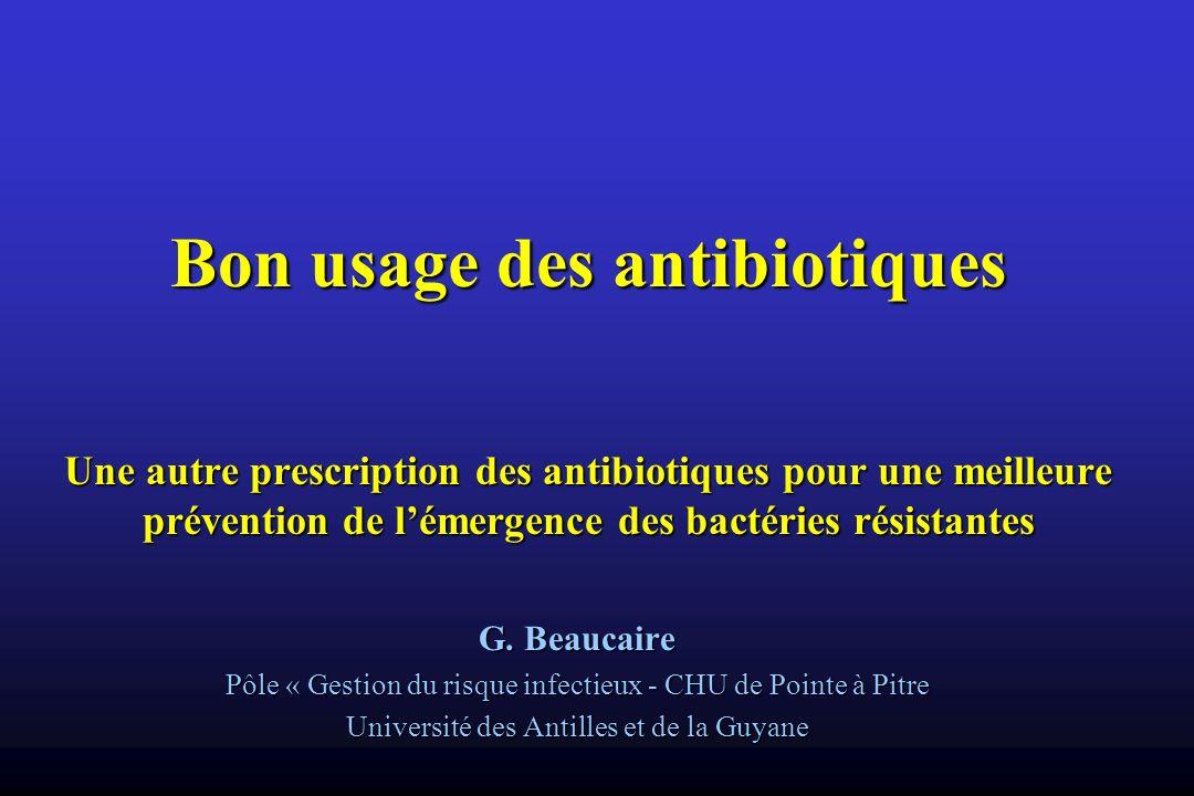 Bon usage des antibiotiques .PDF