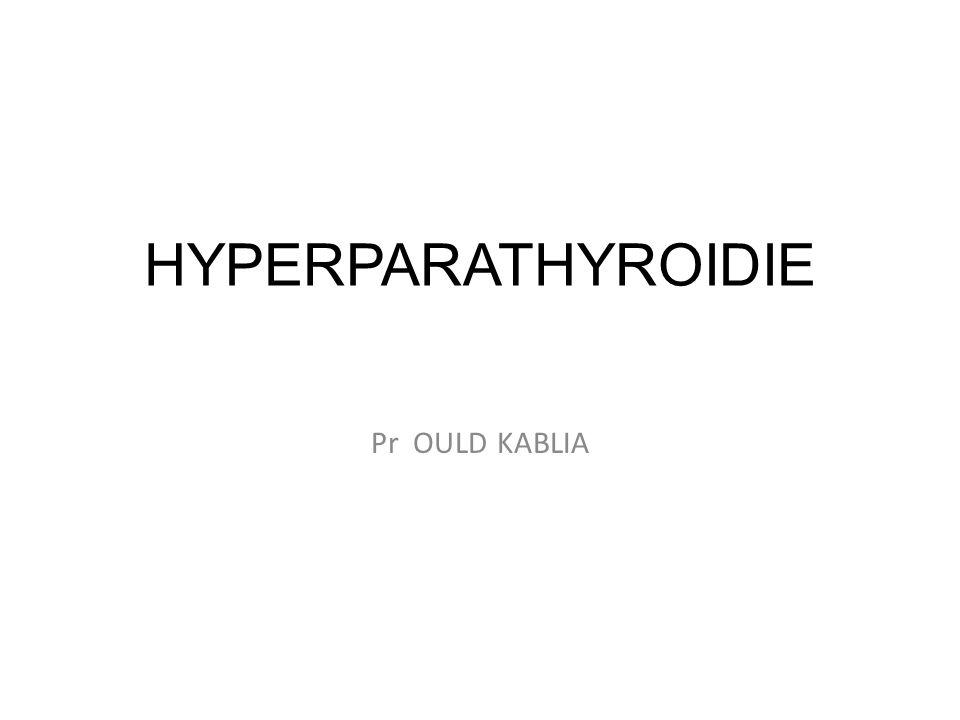 HYPERPARATHYROIDIE .PDF
