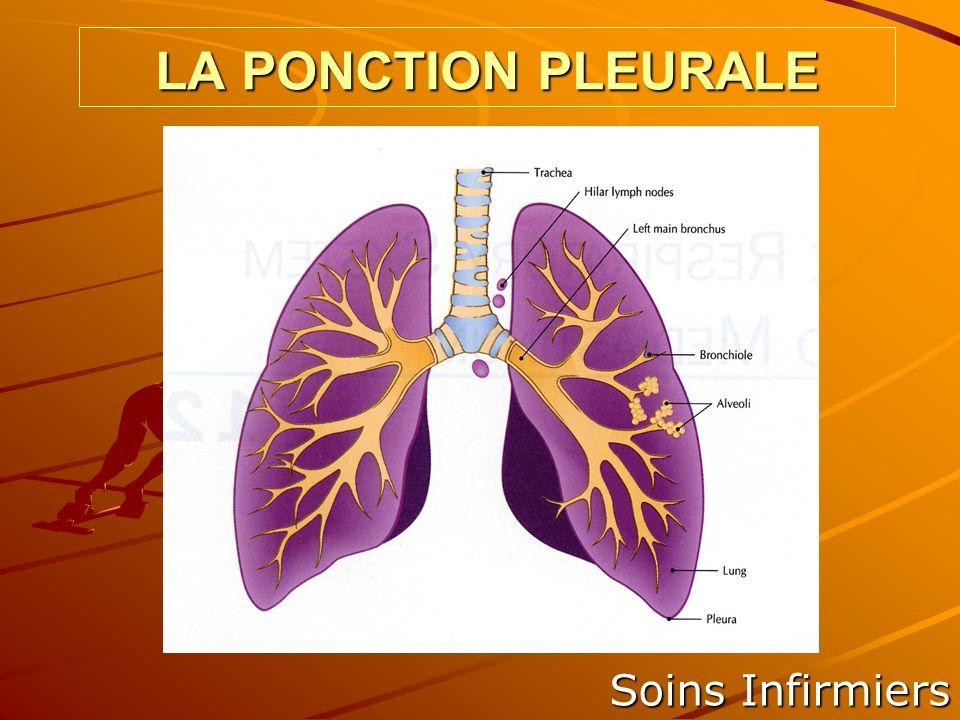 LA PONCTION PLEURALE .PDF