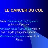 LE CANCER DU COL .PDF