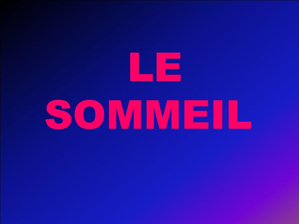 LE SOMMEIL .PDF