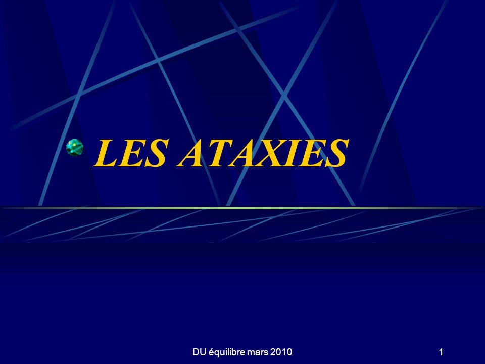 LES ATAXIES .PDF