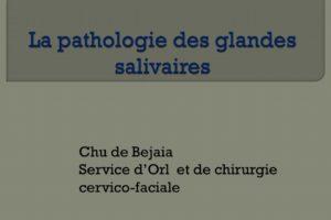 La pathologie des glandes salivaires .PDF