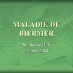 MALADIE DE BIERMER .PDF