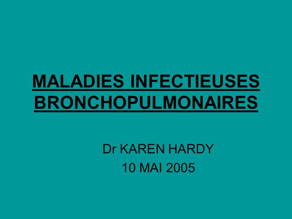 MALADIES INFECTIEUSES BRONCHOPULMONAIRES .PDF