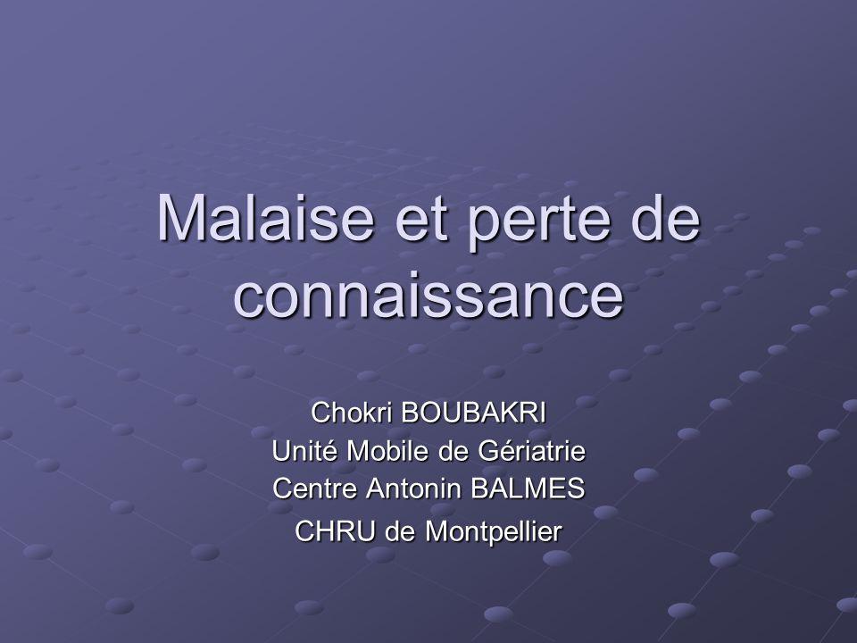 Malaise et perte de connaissance .PDF