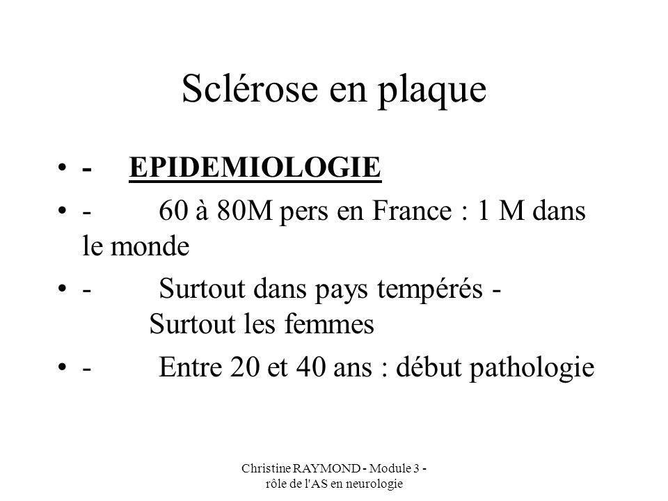 Sclérose en plaque .PDF