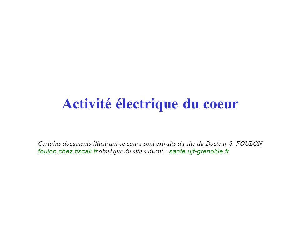 Activité électrique du cœur .PDF