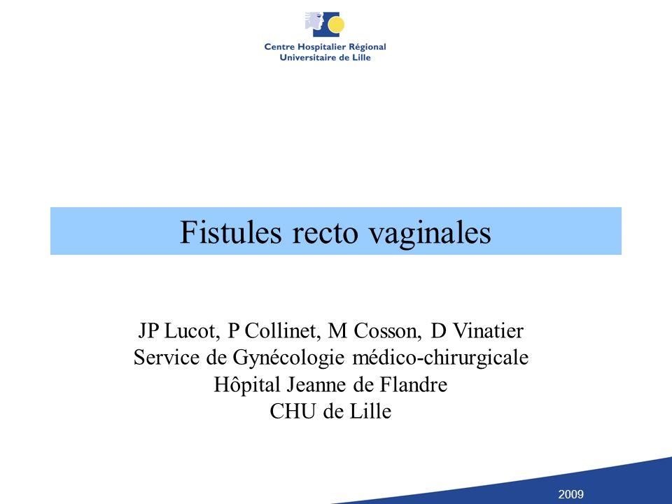 Fistules recto vaginales .PDF