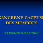 GANGRENE GAZEUSE DES MEMBRES .PDF