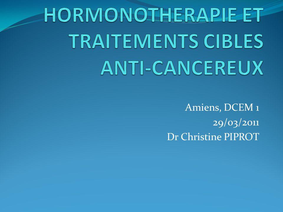 HORMONOTHERAPIE ET TRAITEMENTS CIBLES ANTI-CANCEREUX .PDF
