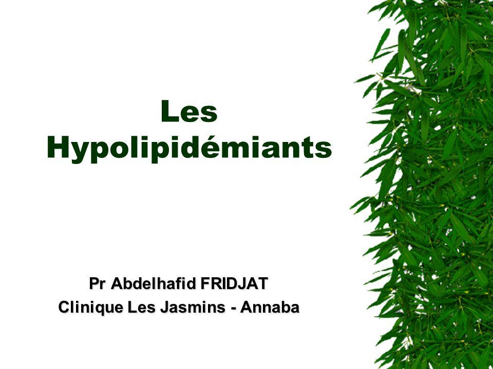 Les Hypolipidémiants .PDF
