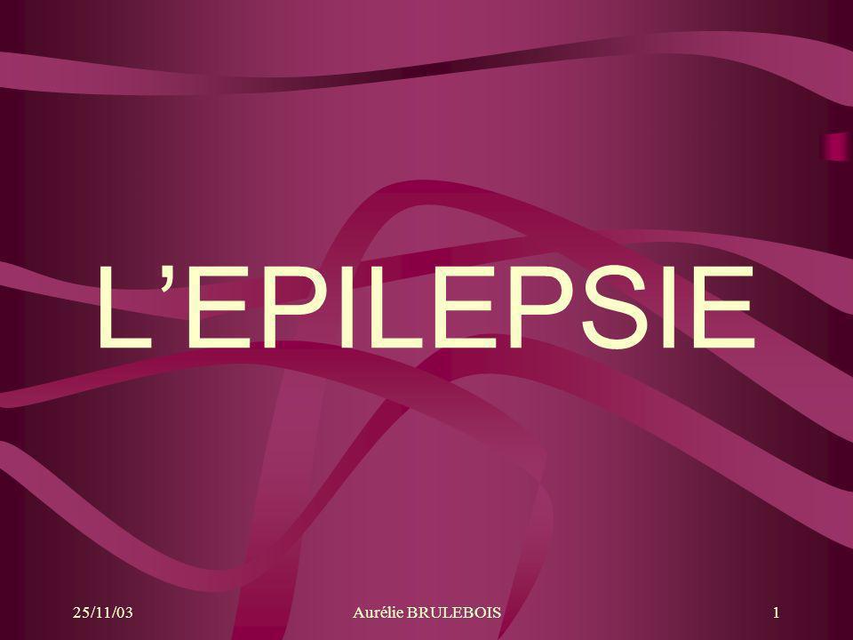 L'EPILEPSIE .PDF