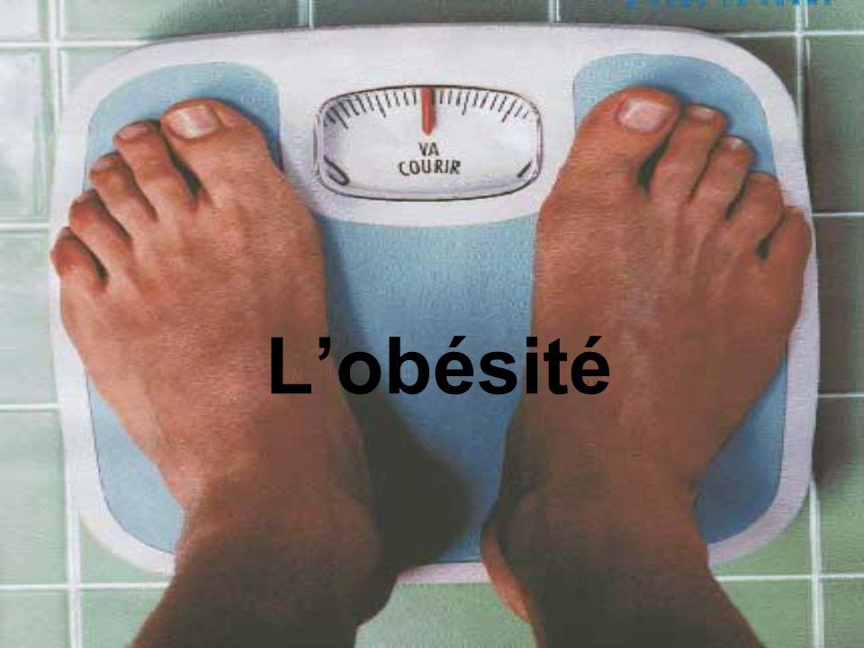 L'obésité .PDF