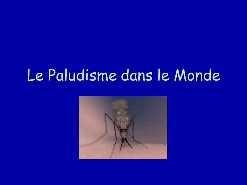Le Paludisme dans le Monde .PDF