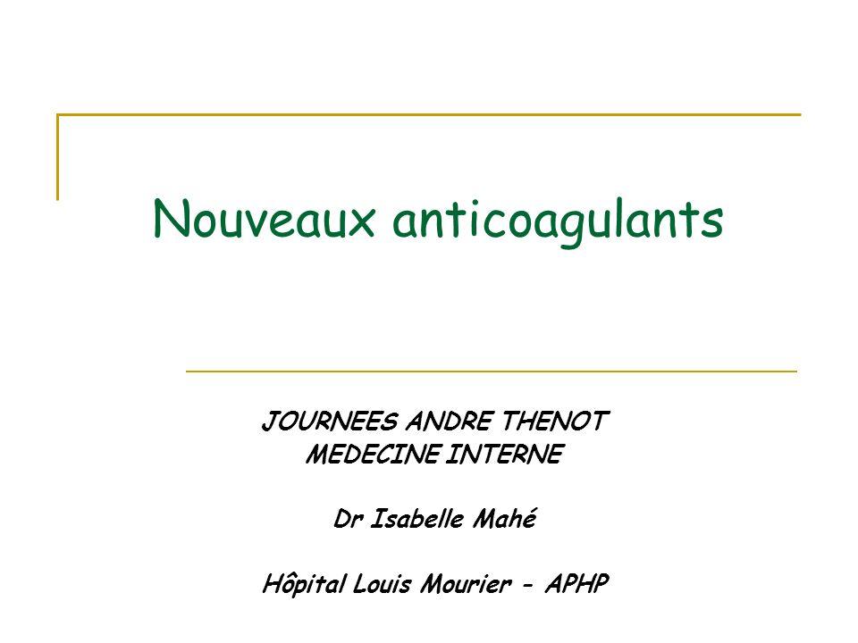 Nouveaux anticoagulants .PDF