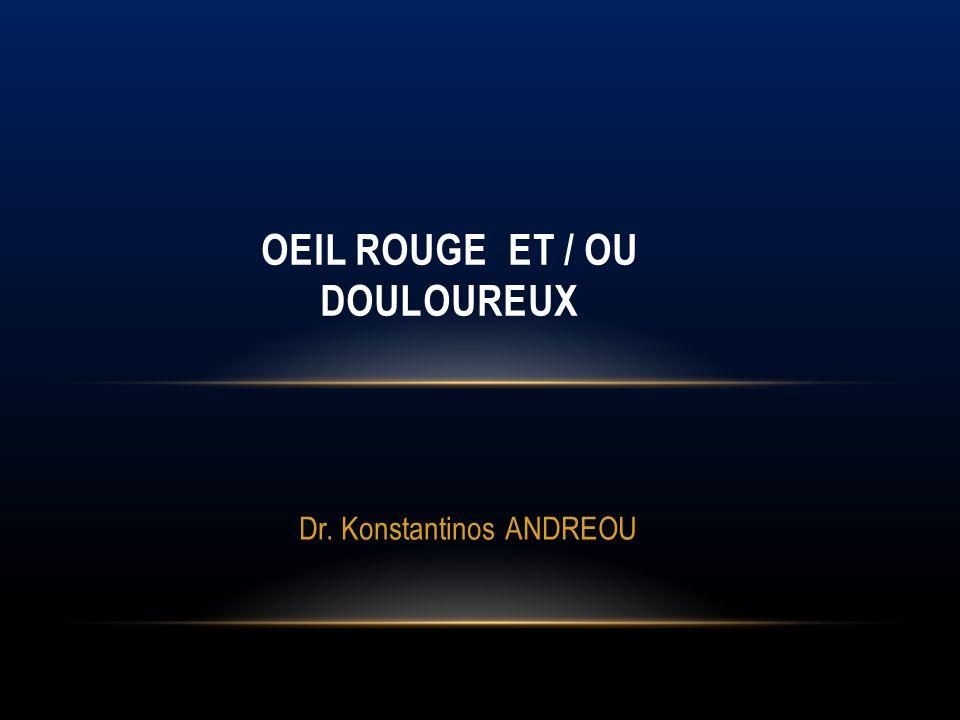 Œil rouge et douloureux.PDF