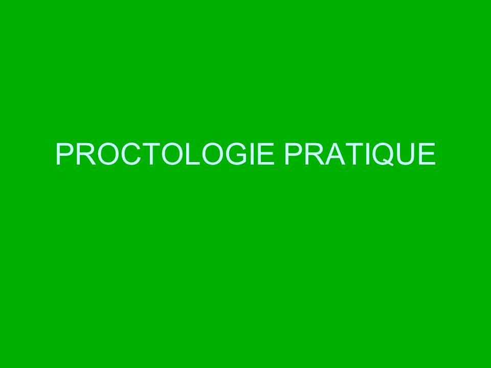 PROCTOLOGIE PRATIQUE .PDF