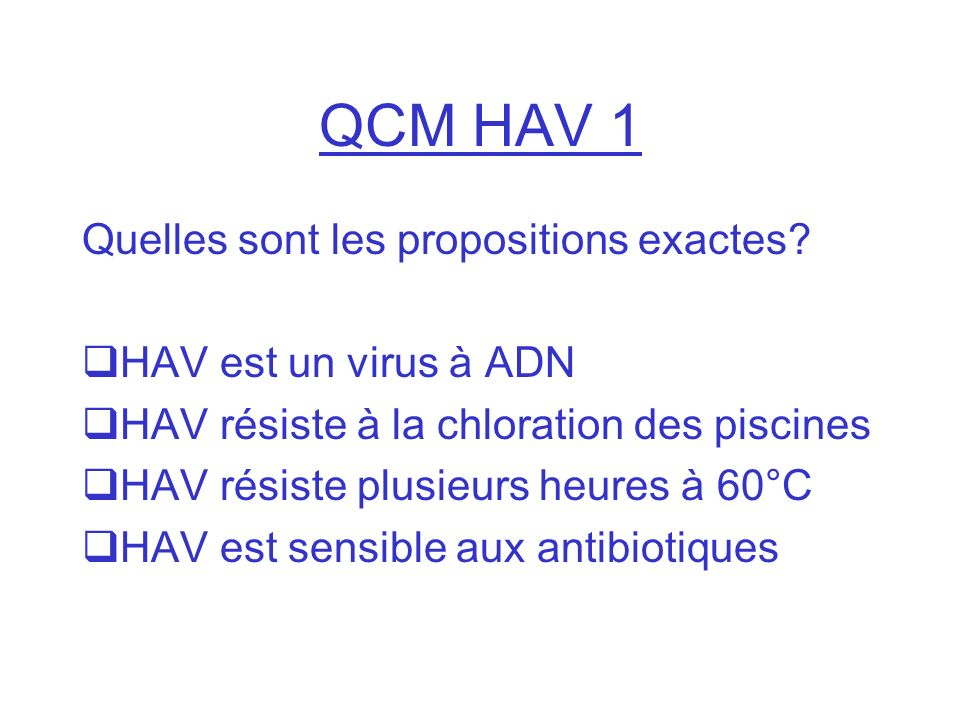 QCM HAV 1 .QCM (PDF)