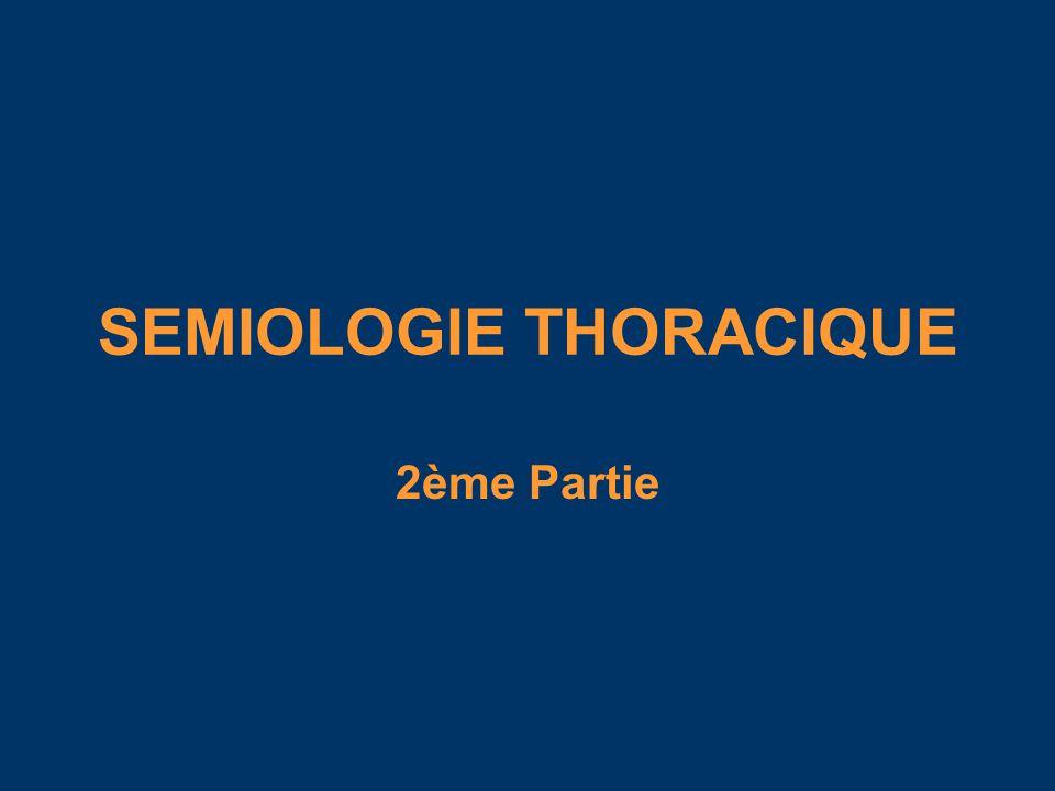 SEMIOLOGIE THORACIQUE .PDF