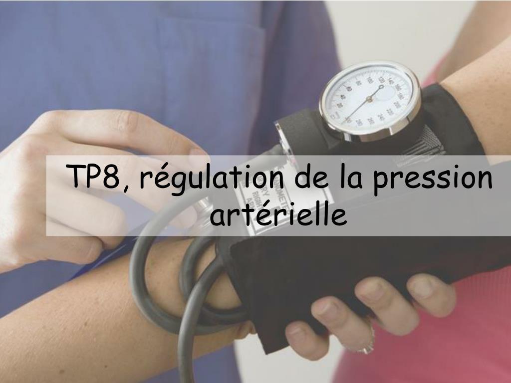 TP. Régulation de la pression artérielle .PDF