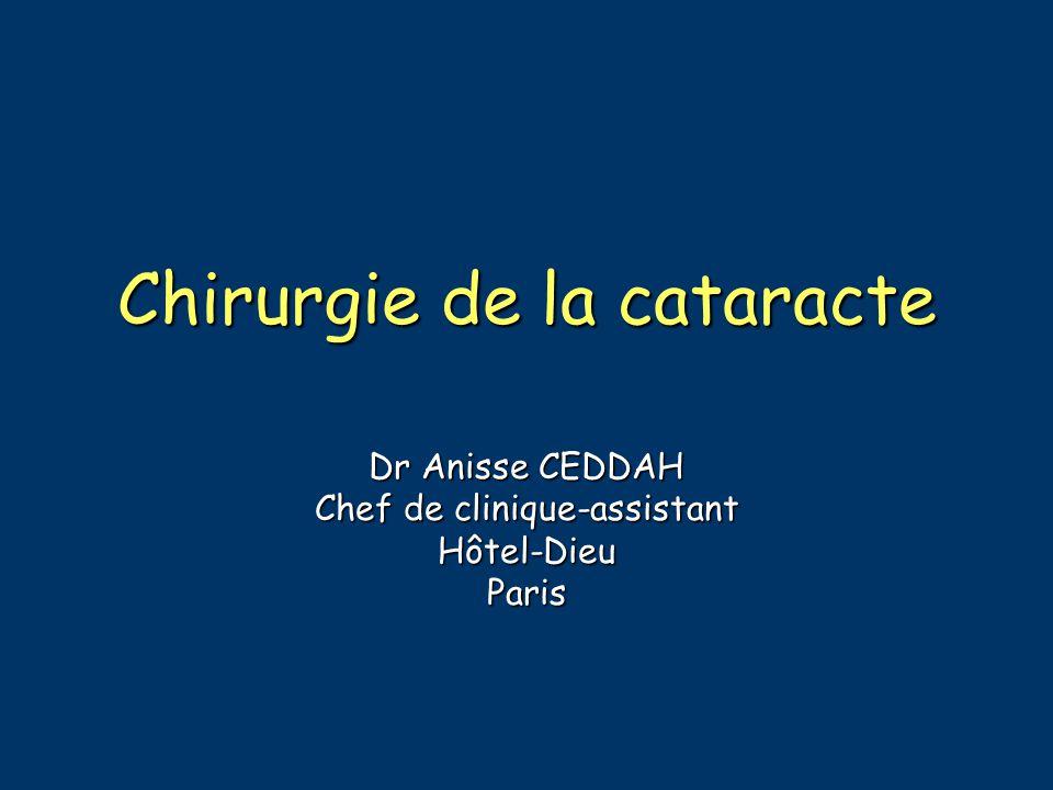 Chirurgie de la cataracte .PDF