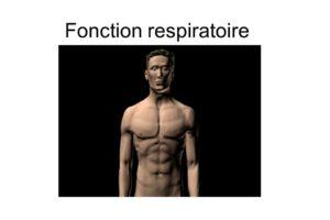 Fonction respiratoire .PDF