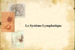 Le Système Lymphatique .PDF